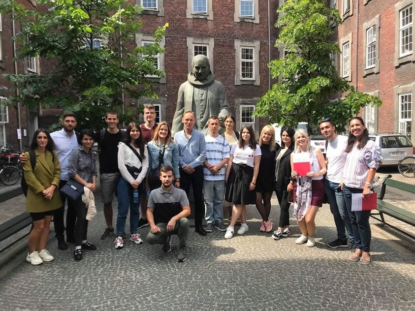 "Increasing Quality Of Activities Targeting Rural Youth"", Second Activity A2- Study Visit In Fuglebjerg – Denmark, 14 – 22 June 2019"