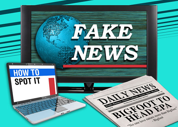 Fake News: How To Spot It